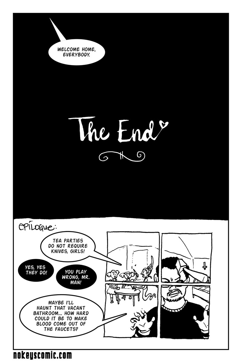 108 - The Actual End